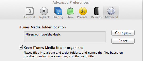 How to transfer existing ripped music to iTunes