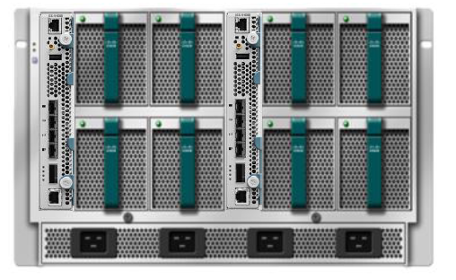 Cisco UCS has had a baby (Mother and Daughterboard doing well