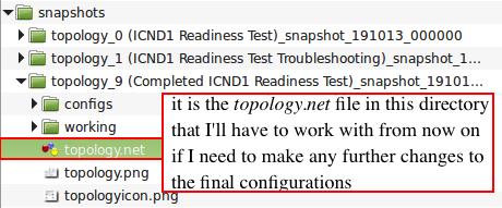 finding topology.net