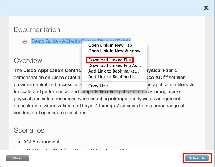 Cisco have a new ACI lab on dcould – here's how to access it